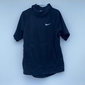 Women's Nike dry fit short sleeve sweater